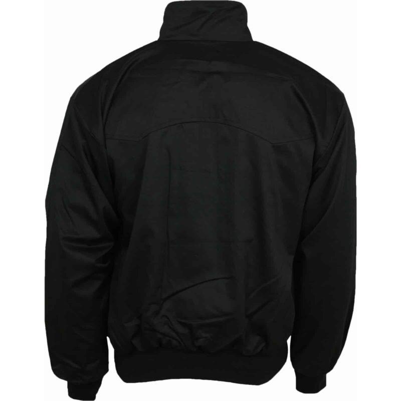 Harrington Jacket Black by Relco London 3