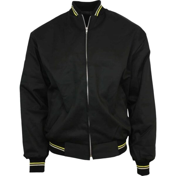 Black Monkey Jacket