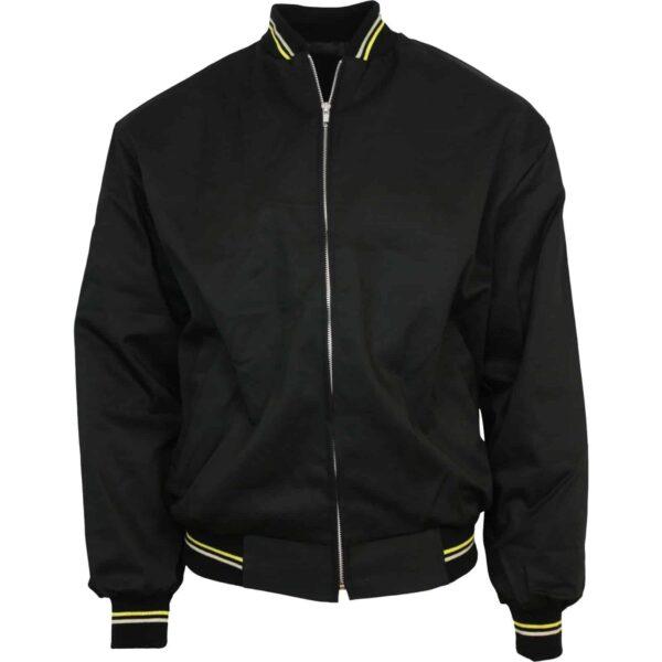 Black Monkey Jacket