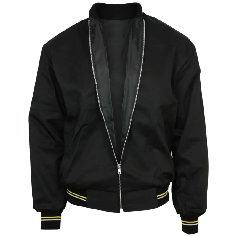 Black Monkey Jacket by Relco London 1