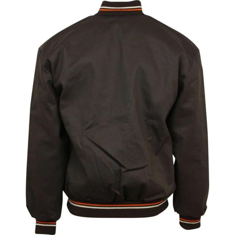 Brown Monkey Jacket by Relco London 2