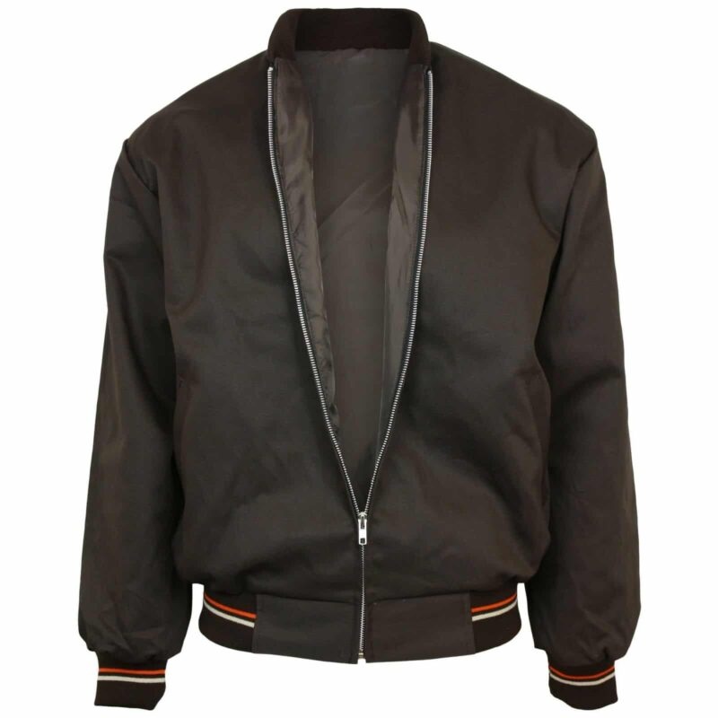 Brown Monkey Jacket by Relco London 1