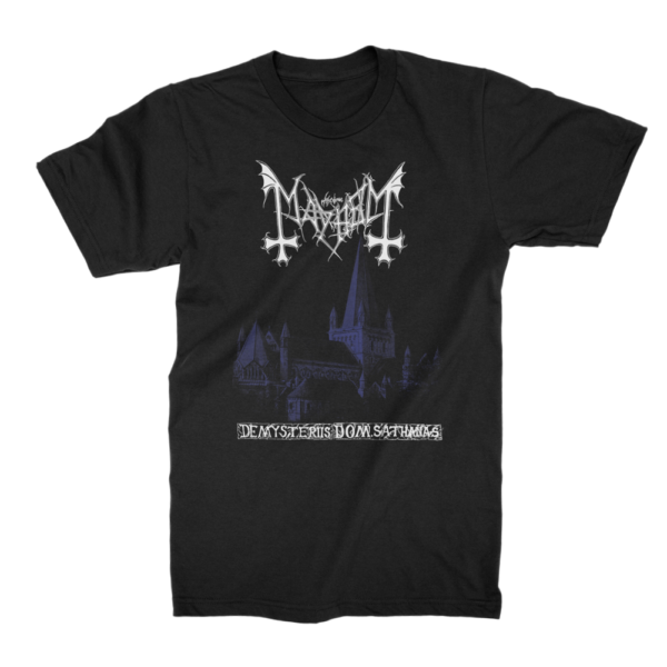 Mayhem De Mysteriis Dom Sathanas T-Shirt