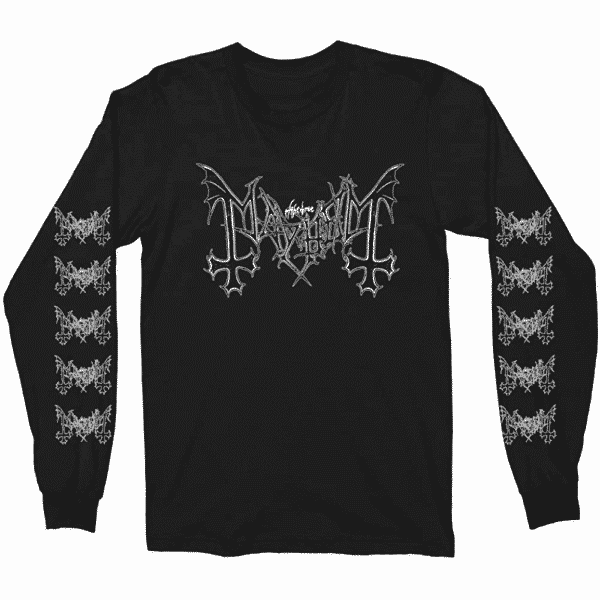 Mayhem Logo Long Sleeve