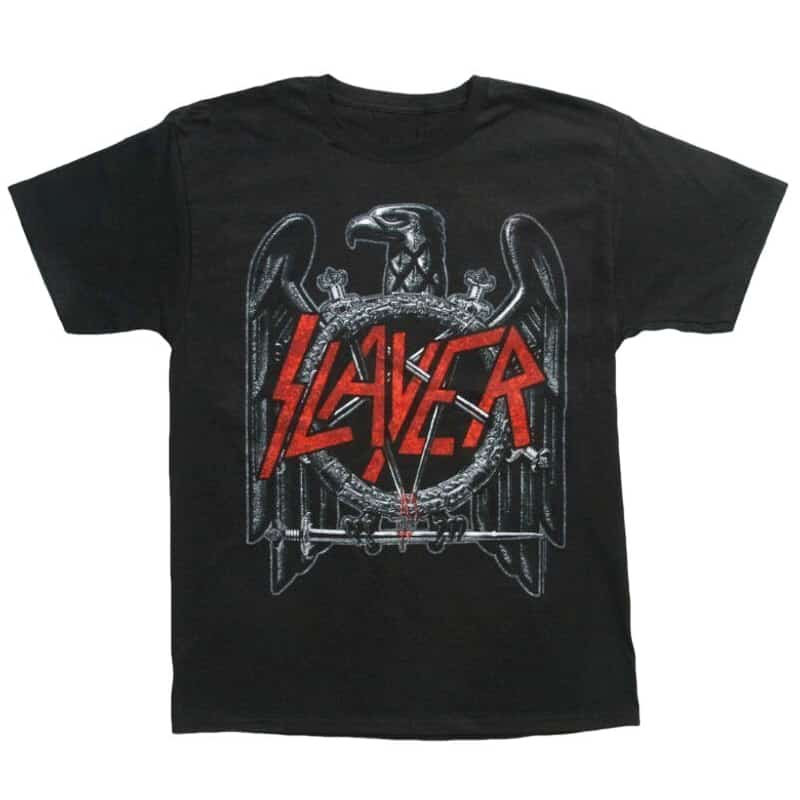 Slayer Black Eagle T-Shirt