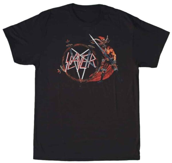 Slayer Show No Mercy T-Shirt