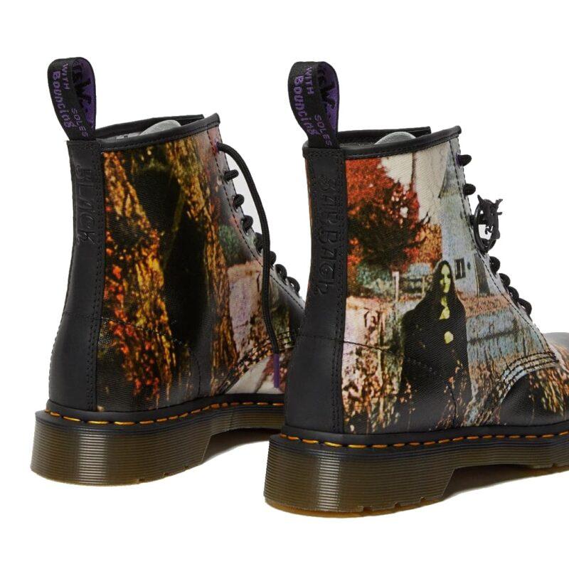 Black Sabbath 1460 Dr. Martens Boots 5