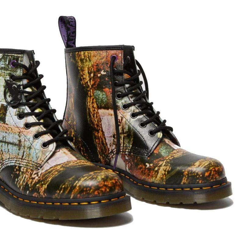 Black Sabbath 1460 Dr. Martens Boots 2