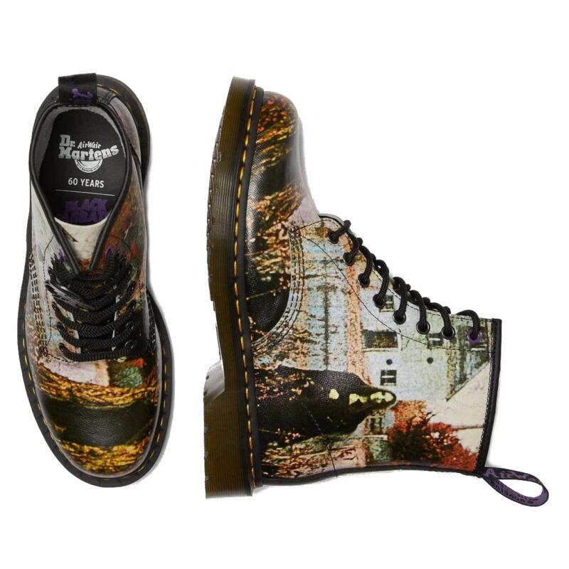 Black Sabbath 1460 Dr. Martens Boots 4
