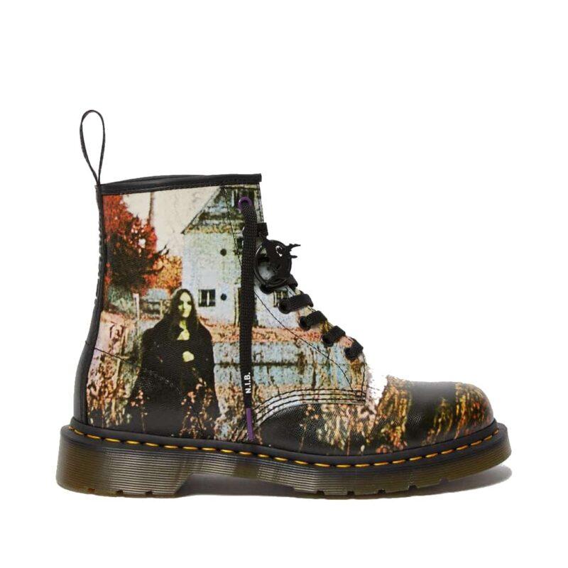 Black Sabbath 1460 Dr. Martens Boots 3