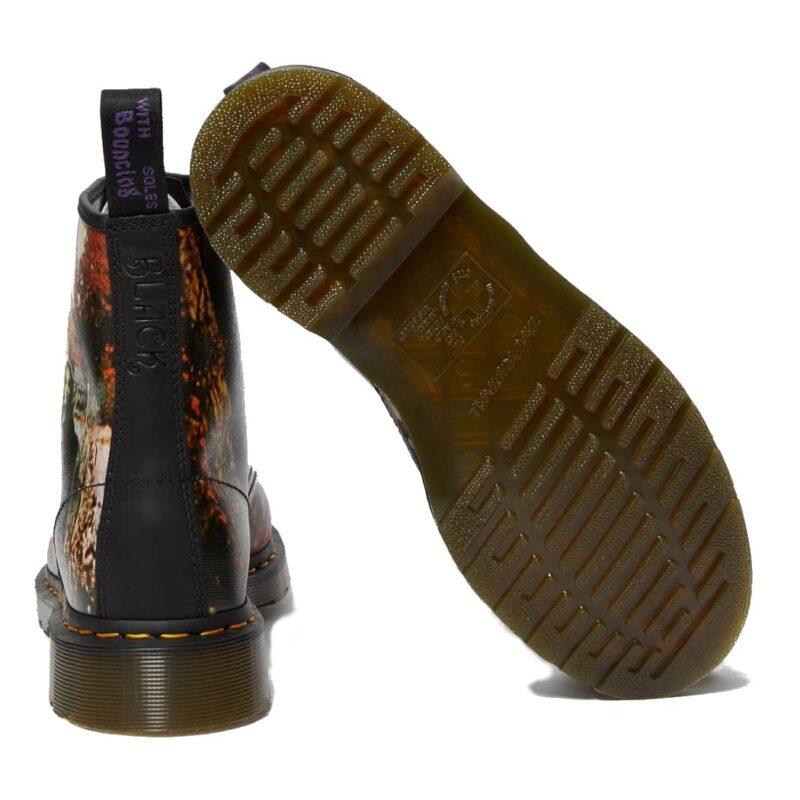 Black Sabbath 1460 Dr. Martens Boots 6