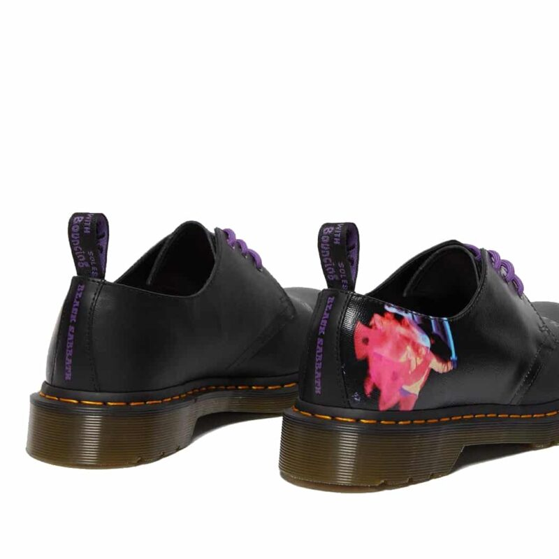 Black Sabbath 1461 Dr. Martens Shoes 5