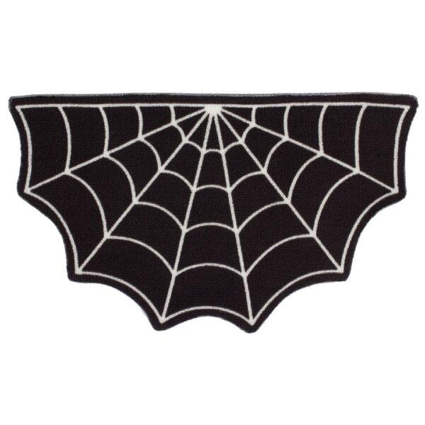 Half Spiderweb Rug