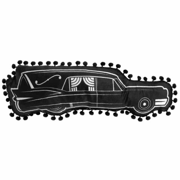 Hearse Shaped Pillow