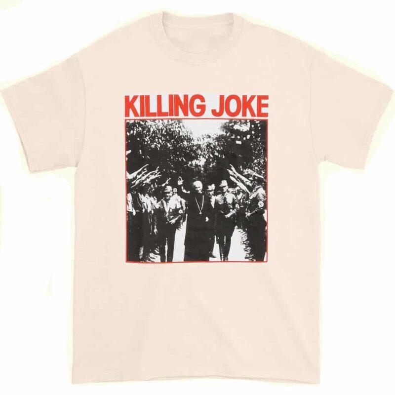Killing Joke White T-Shirt