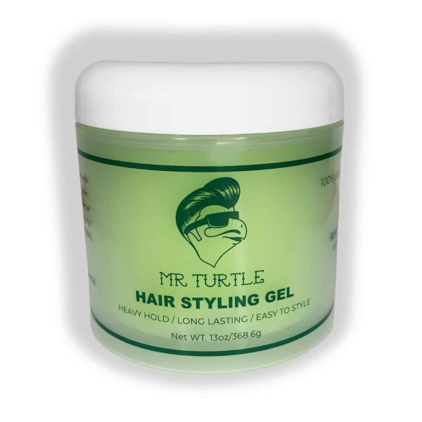 Mr. Turtle Hairstyling Gel