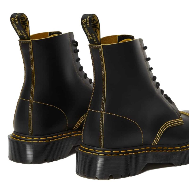Dr. Martens 1460 Pascal Double Stitch 8-Eye Boot 5