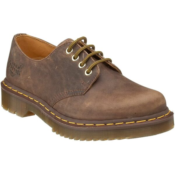 Dr. Martens 1561 Gaucho Crazy Horse 4-Eye Shoe