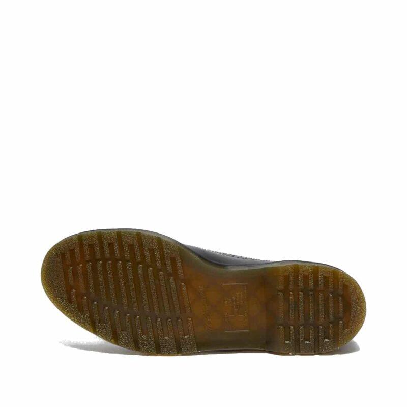 Dr. Martens 3989 Black Wingtip 5-Eye Shoe 7
