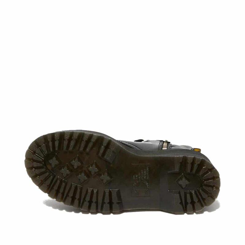 Dr. Martens Black Jadon Max Platform Boot 7