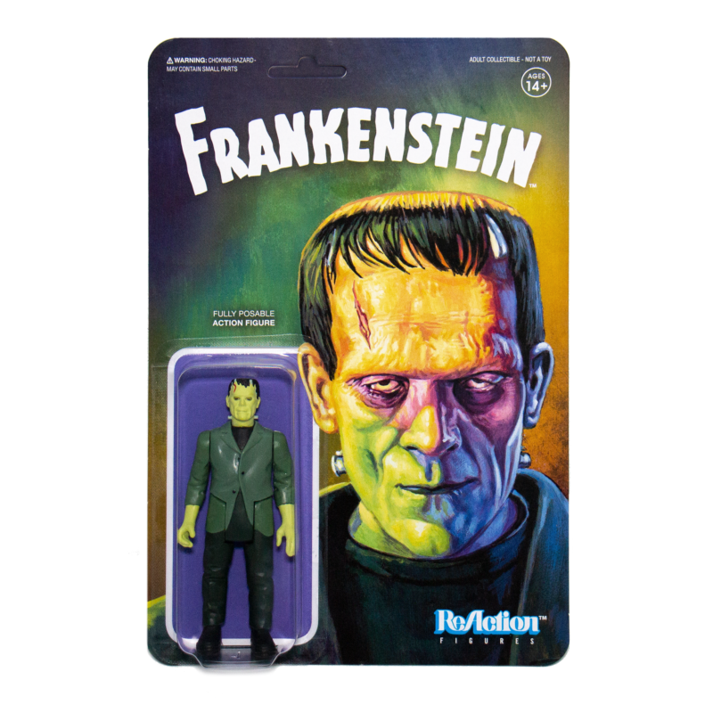 Frankenstein Monster Figurine