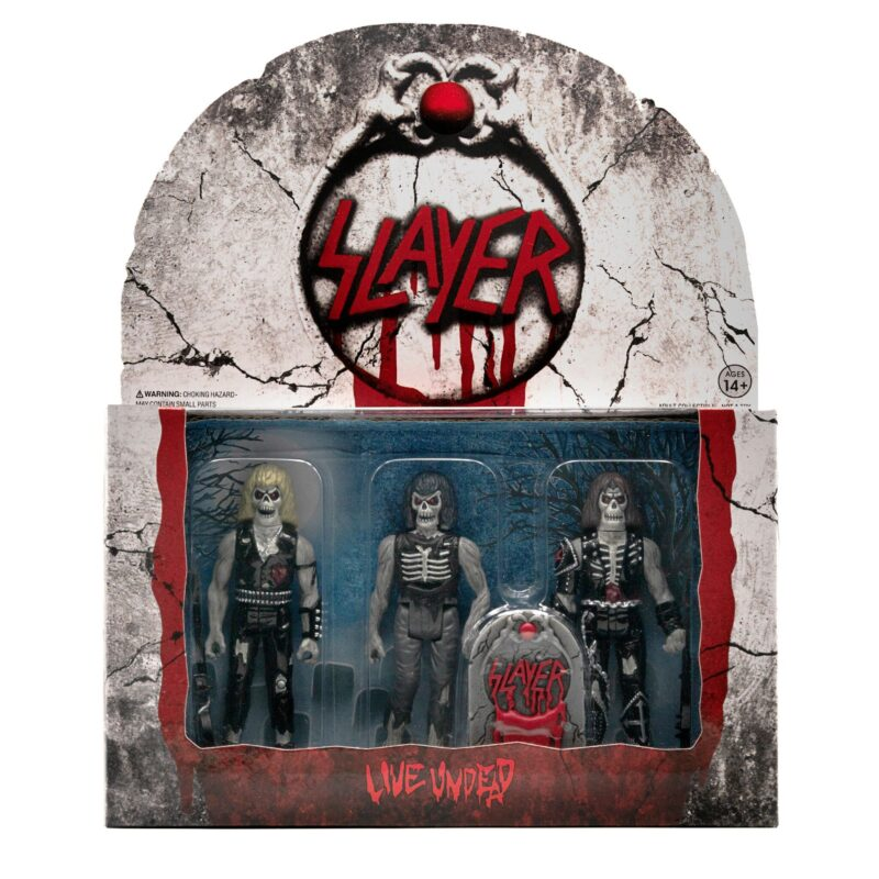 Slayer Live Undead Figurines
