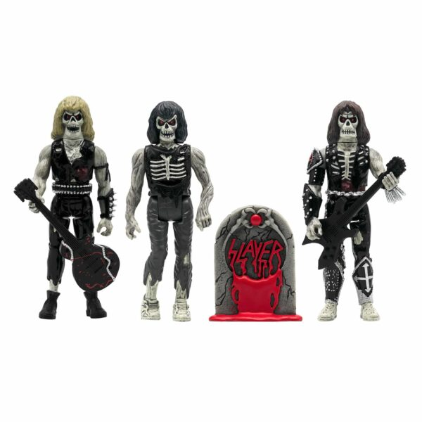 Slayer Live Undead Figurines all