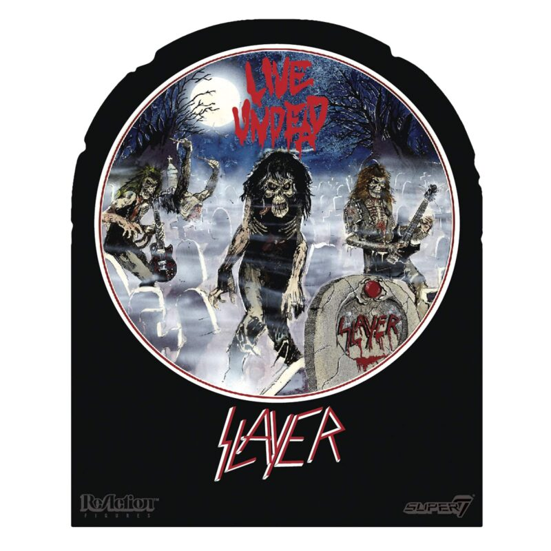 Slayer Live Undead Figurines by Super7 4