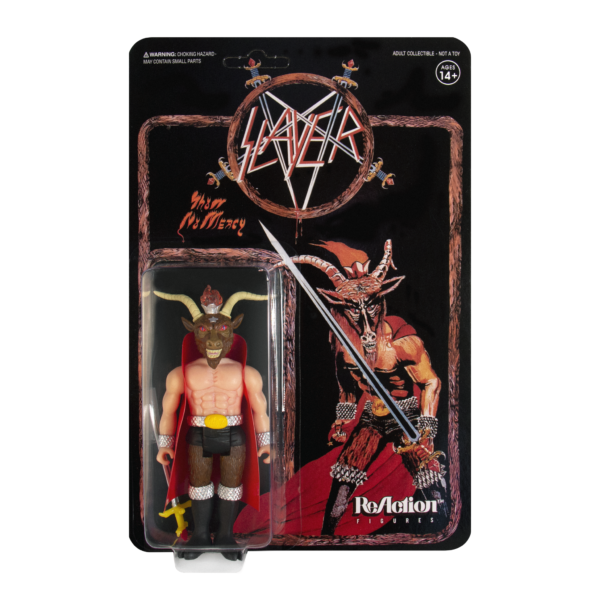 Slayer Show No Mercy Minotaur Figurine