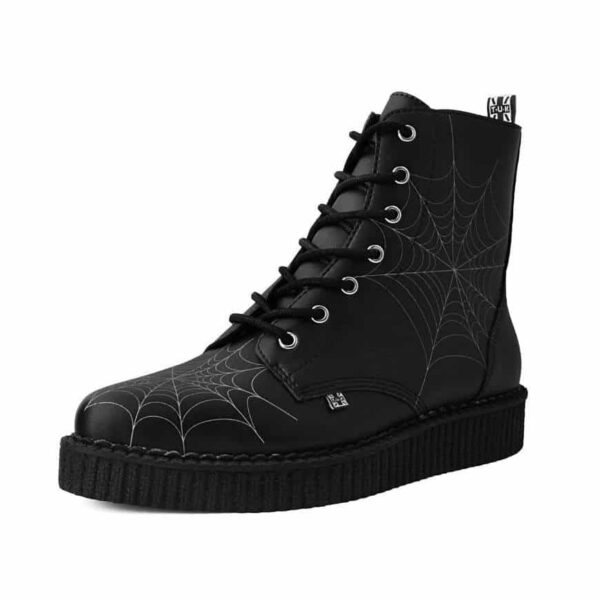 TUK 7-Eye Spiderweb Boot