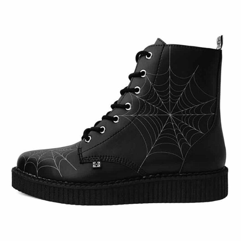 TUK 7-Eye Spiderweb Boot A9746 1