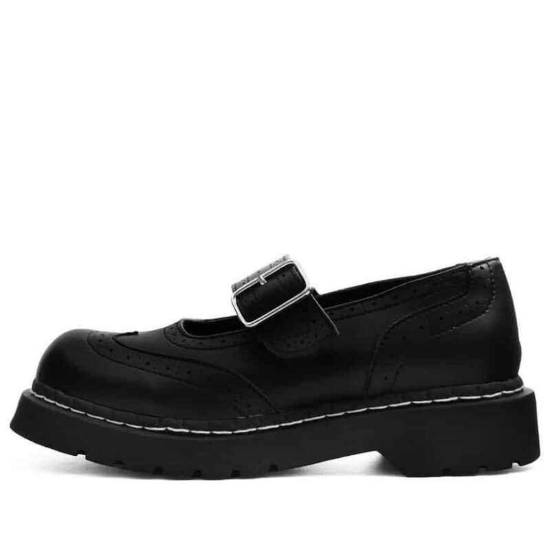 TUK Vegan Brogue Mary Jane T2269 1