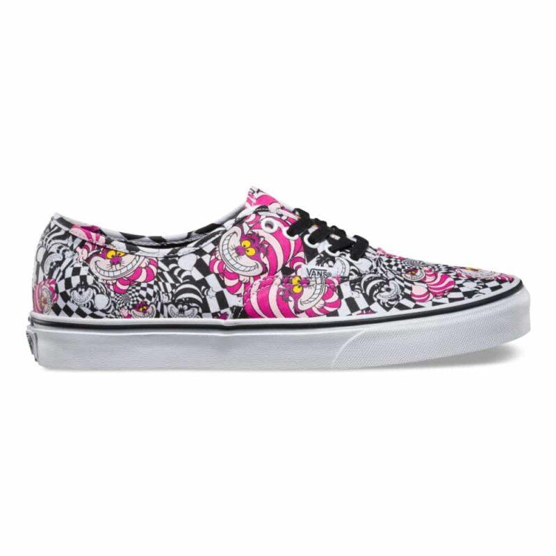 Vans Disney Authentic Cheshire Cat Shoe Black 2