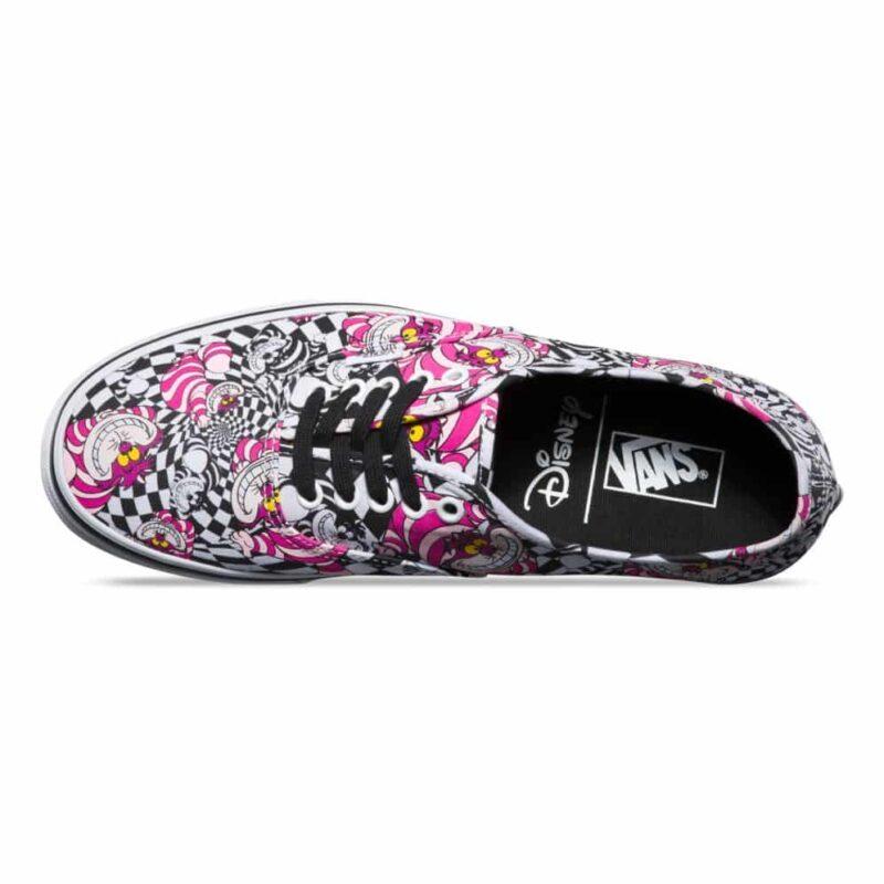 Vans Disney Authentic Cheshire Cat Shoe Black 3
