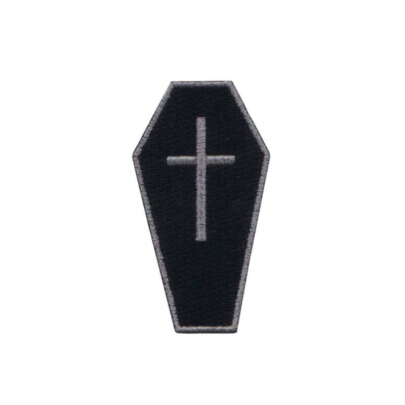 Black Coffin Patch