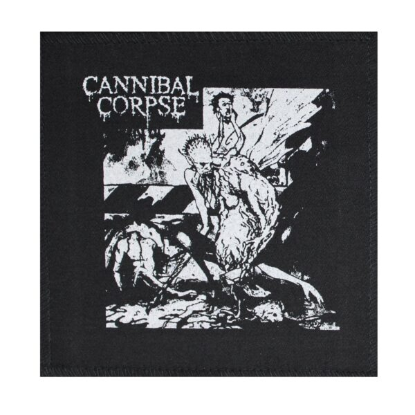 Cannibal Corpse Bloodthirst Patch