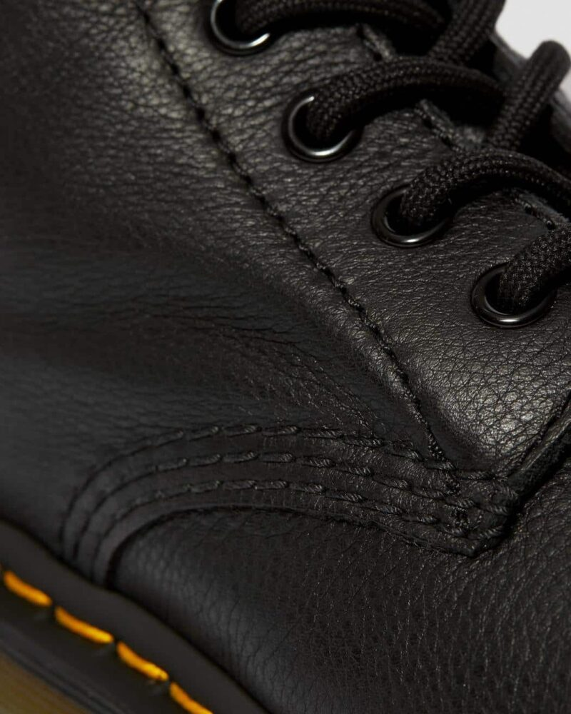 Dr. Martens 1B60 Black Virginia 20-Eye Boot 4