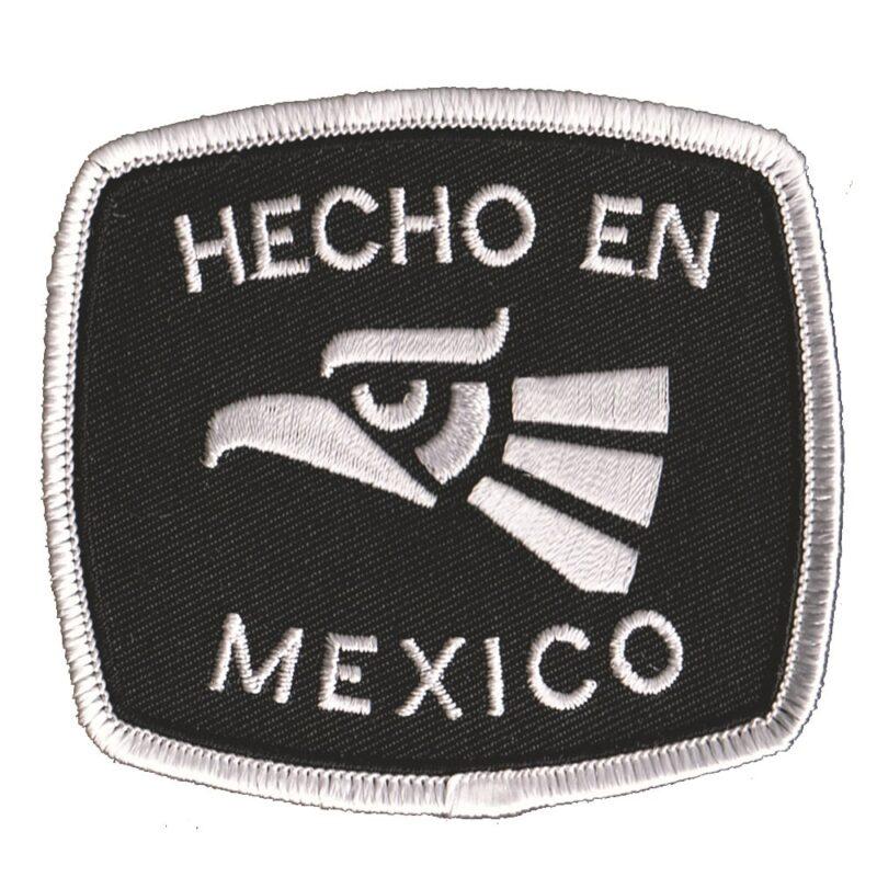 Hecho En Mexico Patch
