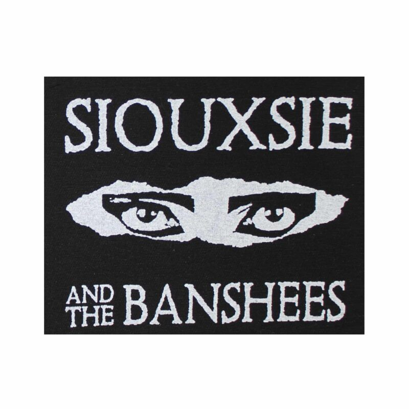 Siouxsie and The Banshees Patch