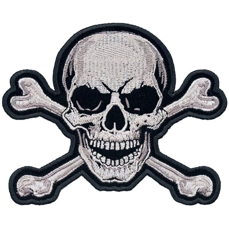 Skull Crossbones Patch