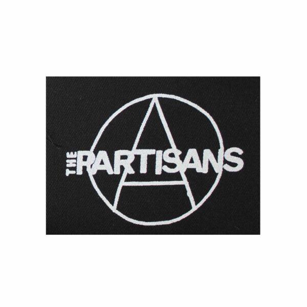 The Partisans Logo Cloth Patch