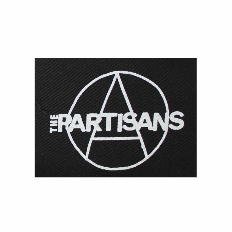 The Partisans Logo Cloth Patch