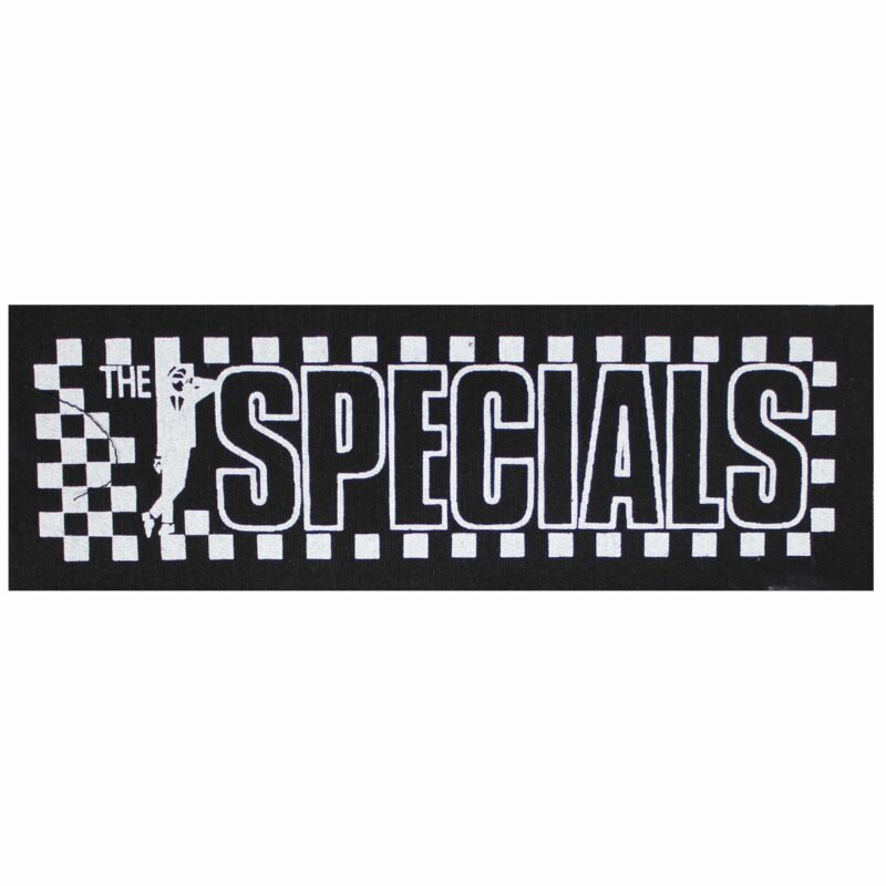 The Specials Cloth Patch