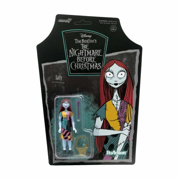 The Nightmare Before Christmas Sally Action Figure by Super7