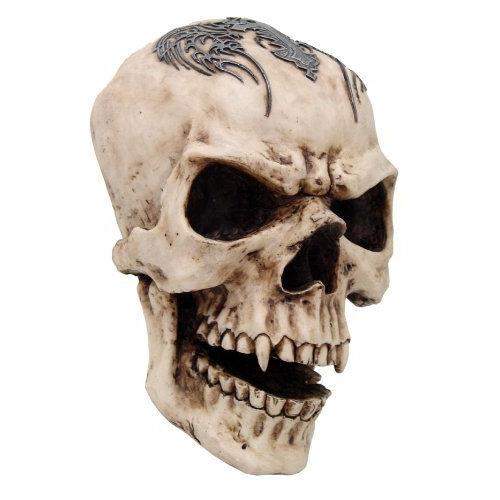 Large Vampire Skull Mount