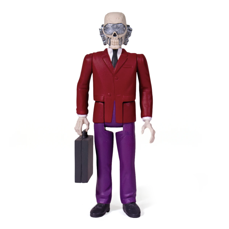 Megadeth Vic Rattlehead Action Figure by Super7 1