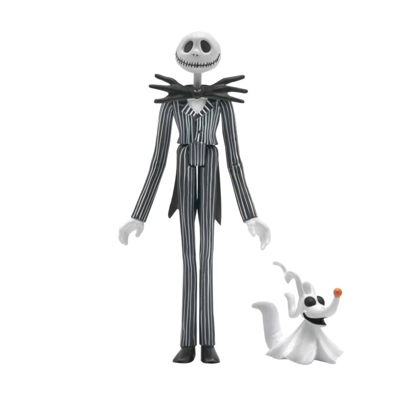 The Nightmare Before Christmas Jack Skellington Action Figure by Super7 1