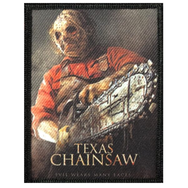 Texas Chainsaw Patch
