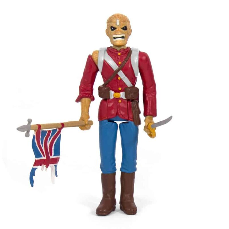 Iron Maiden The Trooper Action Figure by Super7 1