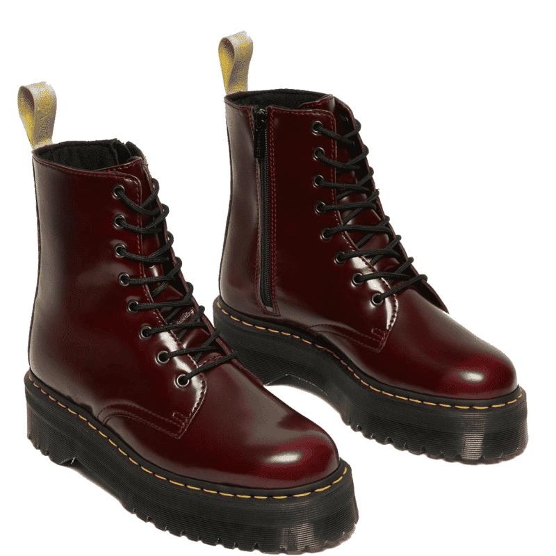 Dr. Martens Vegan Cherry Jadon II Platform Boot 3